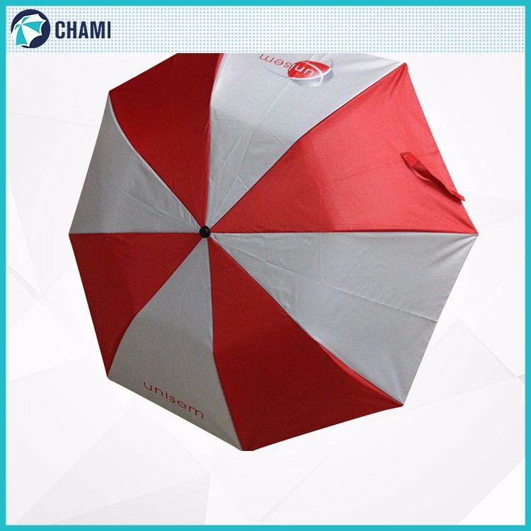 Windproof mini 2 folding travel easy carry umbrella