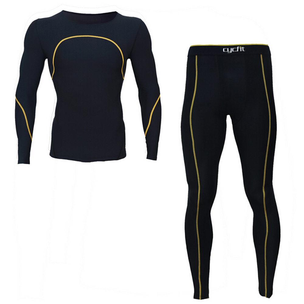 f621aaadb7039 Buy Spring autumn mens compression base layer under skin tights long pants  / man GYM running sports training fitness tights leggings in Cheap Price on  ...