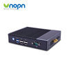 Stocked Small Size Server Fanless Full Aluminum Case Mini PC Intel HD 400 Graphic Ebedded Linux OS With 2GB/4GB/8GB RAM
