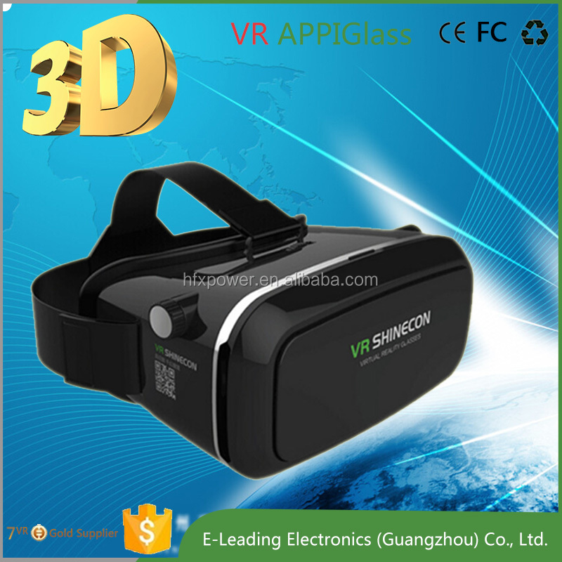 2016 New <strong>Google</strong> Cardboard Virtual Reality 3D Glasses for Game Movie 3.5-6.0 Smart