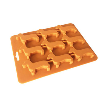 Funny animal shaped eco-friendly non toxic wholesale silicone ice mold,silicone ice cube tray,ice maker