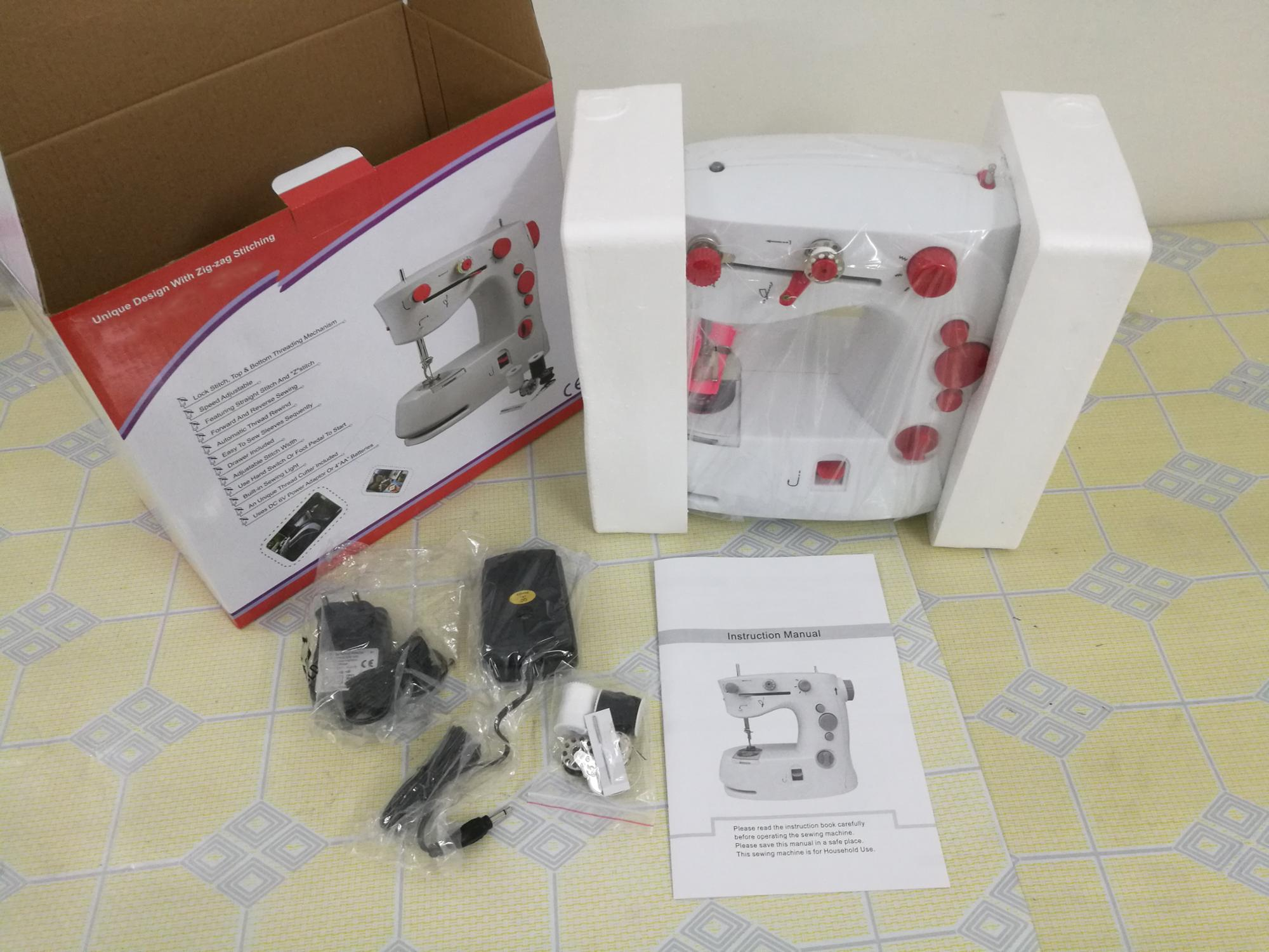 VOF FHSM-339 Zigzag Electric Automatic Sewing Machine for Handbags and T-shirt