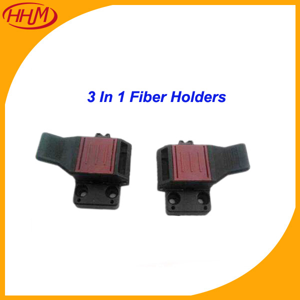 Made In China 3 In 1 Fiber Holders for JILONG KL-260 KL-280 KL-300T Fusion Splicer 1 Pair