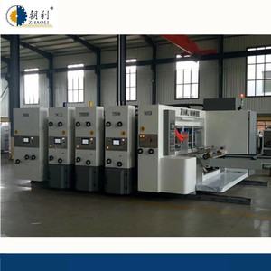 Fully automatic Corrugated Carton Flexo Printing Machine/Flexo Printer Slotter for Sale