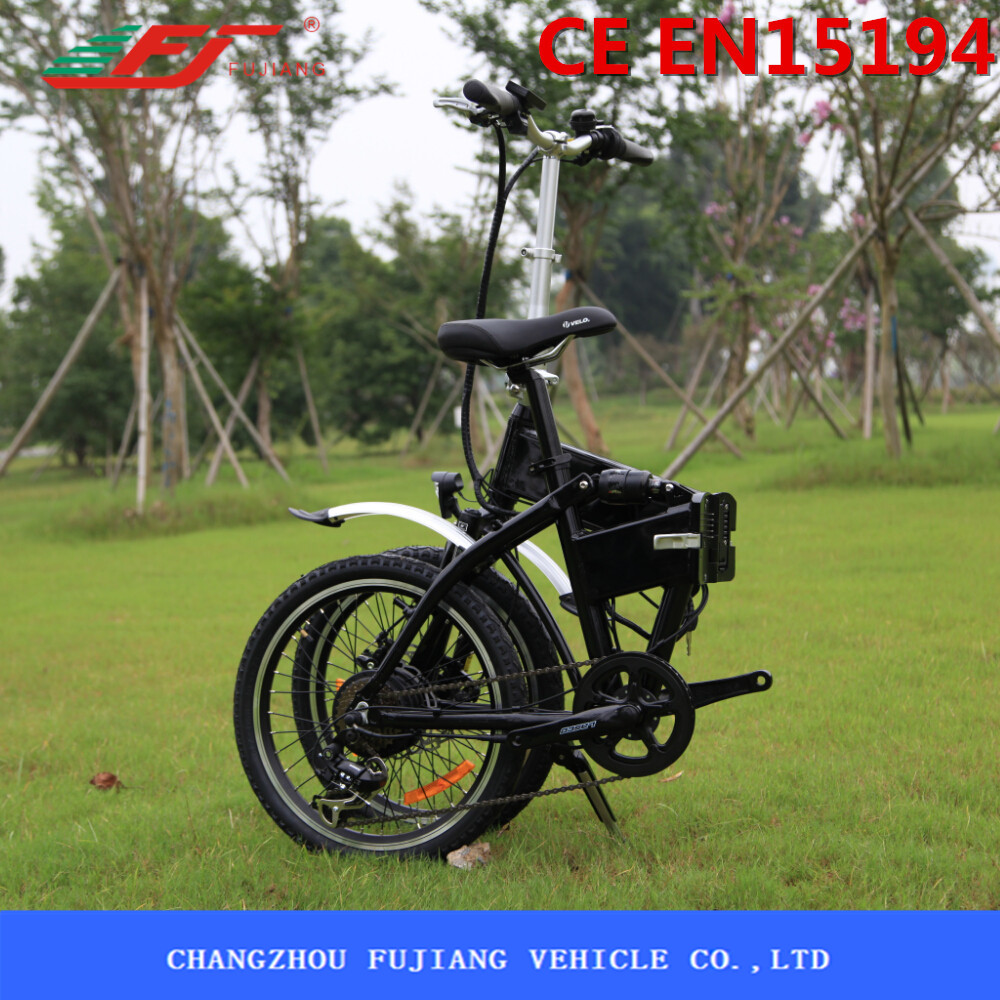 Import 20 Inch electric bike Foldable Electric Bike from China