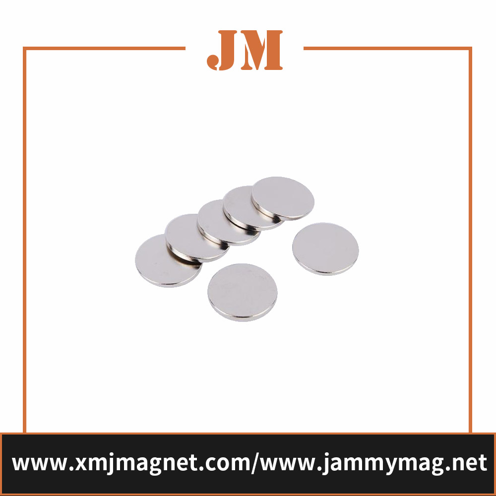 Neodymium disc magnet For Crafts , Strong small Flat Round Magnets