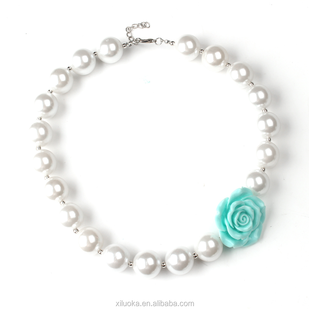 Latest Chain Beads Necklace Fashion New Design Pearl Necklace ...