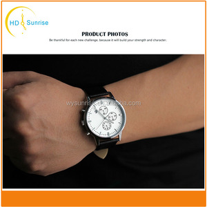 wholesale stainless steel case back sport oem brand fastrack wrist watch for men
