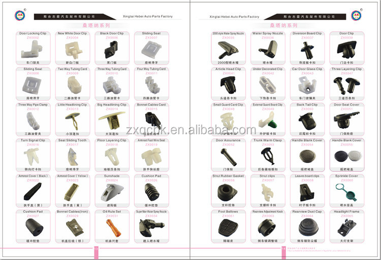 New Arrivals Christmas Tree Rivet / Fasteners Auto