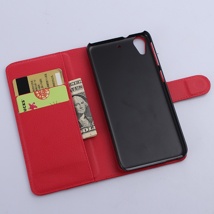 Economic hot selling combo case back cover for htc desire 626