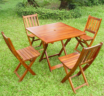 Factory good quality rustic wood folding chair buy for Good quality folding chairs