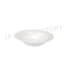 For popcorn,salad, soup,pasta All Purpose White Round Melamine Bowl