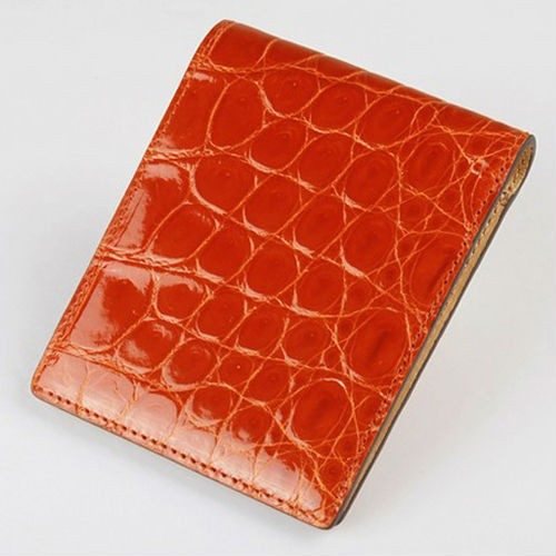 Super Quality Gold Supplier china imported eco alligator wallet