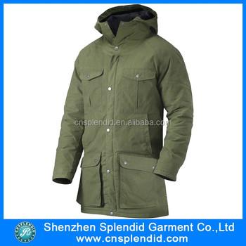 Customized Winter Xxxl Army Long Men Parka Jacket - Buy Men Parka ...