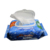 GWW412 Tenderly Facial Clean Clear Pure Bamboo Fibre Non Woven Cloth Baby Children Wet Water Wipes Sale In Gaziantep