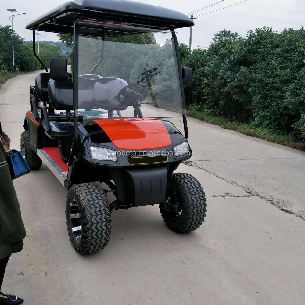 4 Wheel Electric club Car Golf Cart for sale