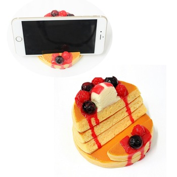multifunctional fake berries cake phone holder name card holder, View  plastic card holder, Juye Product Details from Shenzhen Juye Crafts Co ,  Ltd  on