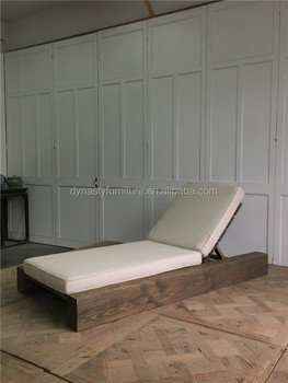 Outdoor Strandmöbel Großhandel Holz Sofa Schlafcouch Buy