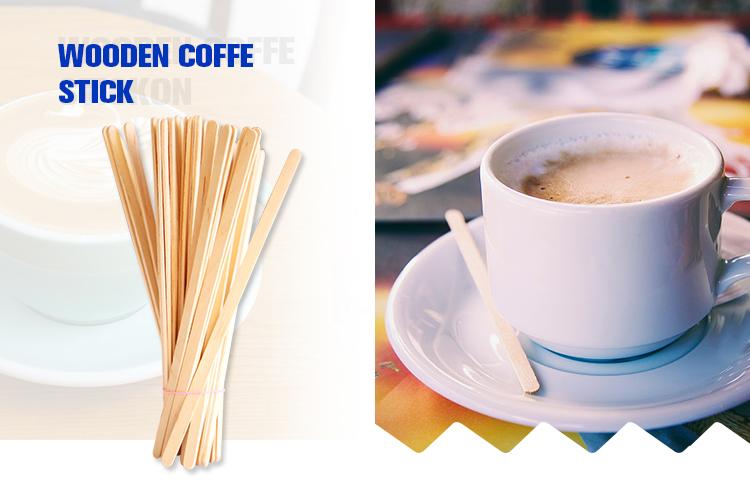 Best sale wooden coffee stirrers / coffee stir stick