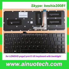 PL FR GR TR SP RU IT UK AR US Laptop Keyboard for LENOVO X1 T420 T410 T430 T440 T440P laptop repairment keyboards