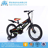 Wholesale Kids 4 Wheel Bike/High-Quality Baby Bicycle for 3 5 years old/Steel Fork Material Kids BMX Bike with Shock absorbor