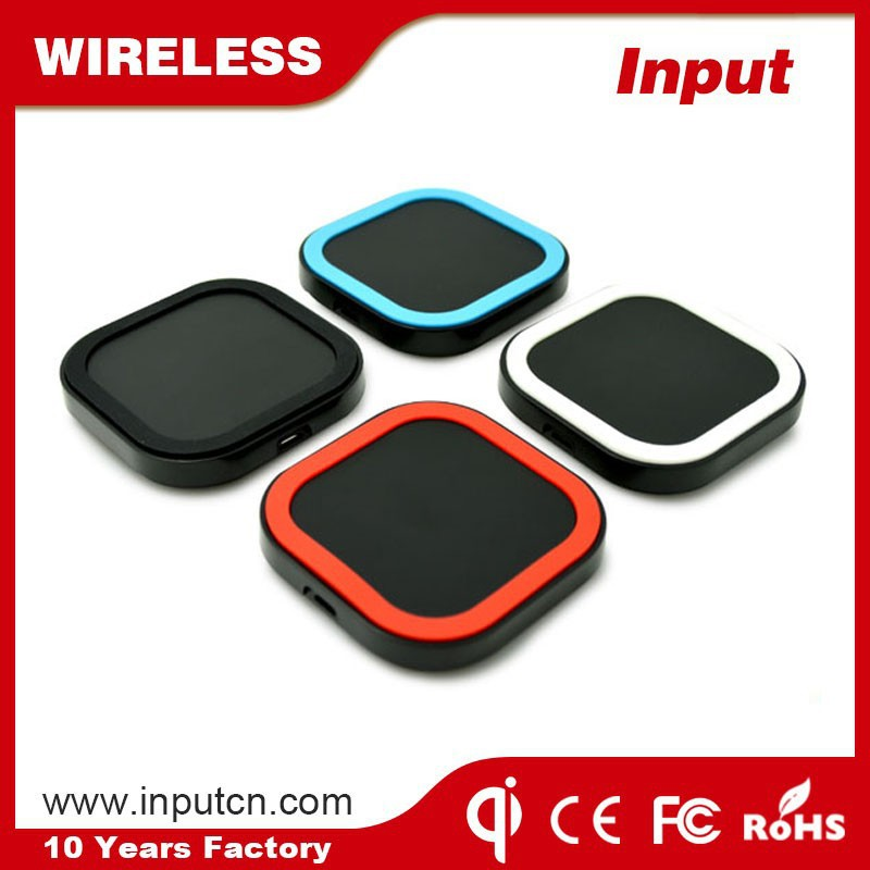 Qi Universal Wireless Charger PCB for Iphone/Samsung/HTC