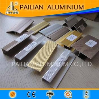 Bangladesh Anti Slip Aluminium Stair Nosingaluminum Stair Nosing