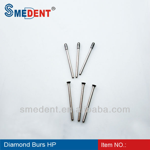Ash Instruments Sharp Cut Diamond Burs HP