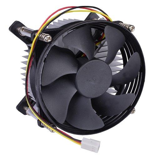 MassCool CPU Cooler Fan For Intel Socket LGA775 8W1538