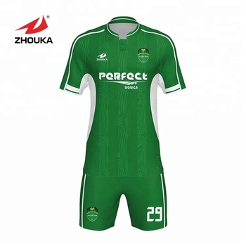 2018 Zhouka Wholesale football jerseys make your own soccer jerseys with  name and number 210bd5e48