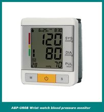 3 times result average blood pressure monitor wrist