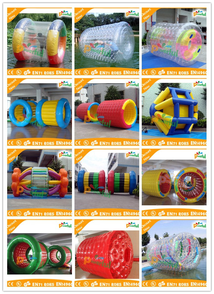 Hot sales inflatable ocean pool for water park