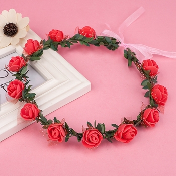New Indian Wedding Flower Garland For Import Party