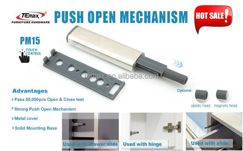 Küche Hardware Zubehör Türfang Push Zu Öffnen Küchenschrank-tür ...