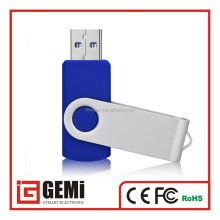 Cheap price USB 3.0 Metal Swivel Flash Drive Pendrives 16GB Portable Memory Stick