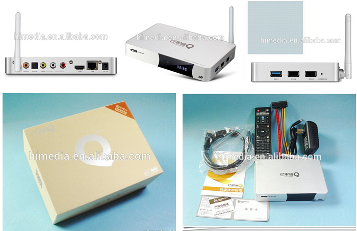 HiMedia------Smart Box Sweet Home: 2015 hot sale A9 Android Quad