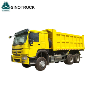 Sino Trucks 10 Wheeler 336HP 371HP 420HP Damper Mining Dump Trucks For Sale