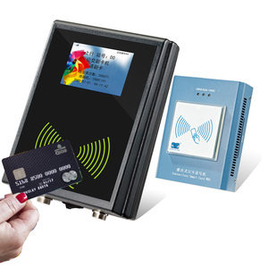 Mifare IC Card Reader With QR Code Reader For POS Mobile Payment Supports Wechatpay & Alipay
