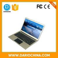 Super 14 inch Ultrabook Quad Core Slim Cheap Laptop