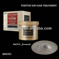 New product hair mask for dry damaged hair at home rich in ginger oil to prevent loss