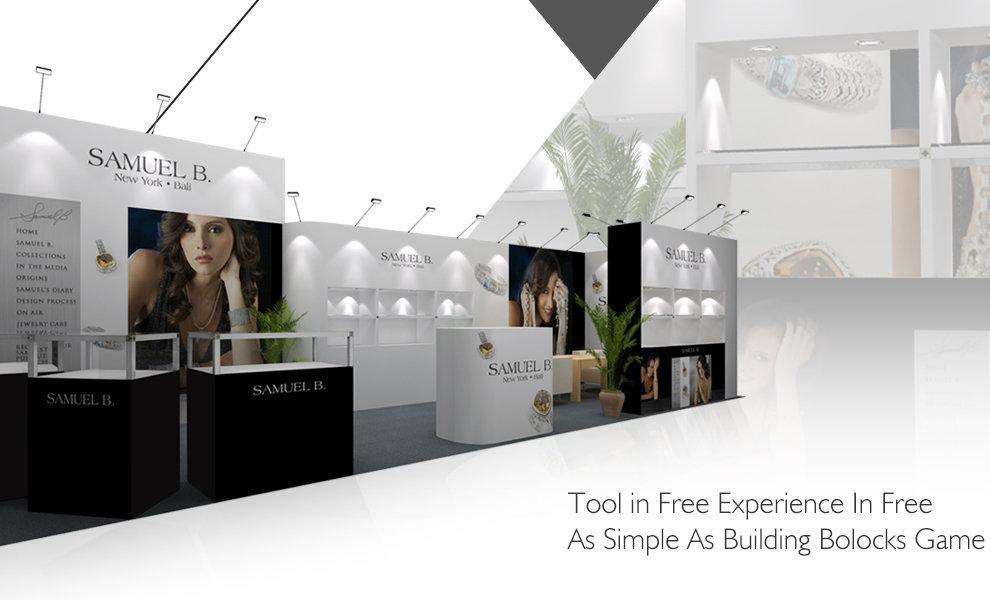 Exhibition Stand Equipment : Jiangmen city juten exhibition display equipment factory