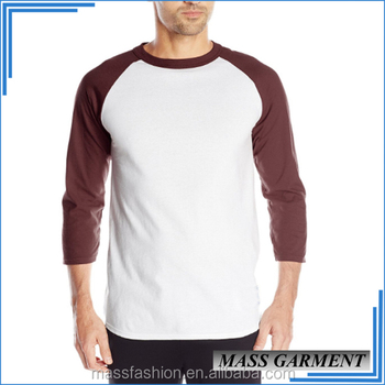 top-rated newest detailed images good selling Plain Raglan Baseball Two Tone T-shirt Sports Tee Designs White Round Neck  T Shirt - Buy Two Tone T-shirt,Sports Tee Shirt Designs,White Round Neck T  ...