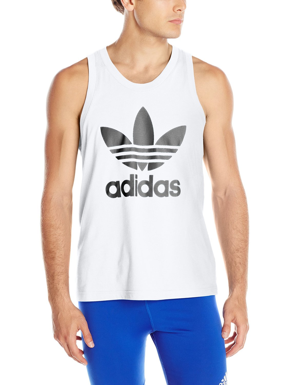 adidas Originals Men's Trefoil Tank Shirt