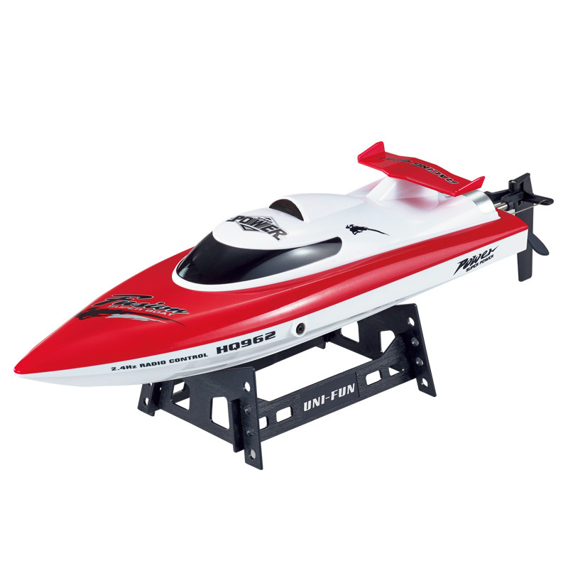 top selling hq962 4ch 2 4g rc boat electric remote control. Black Bedroom Furniture Sets. Home Design Ideas