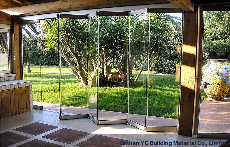 Full Glass Float Doors Internal