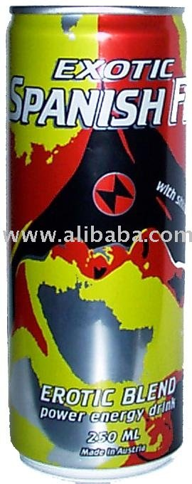 Be. What x the erotic energy drink are