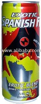 Exotic Spanish Fly Energy Drink - Buy Energy DrinkRefreshing Energy BoostSatisfying Great