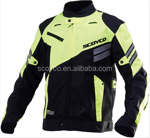 Motorcross Racing Jacket JK36 Motorcycle Riding Jacket Reflective Jacket