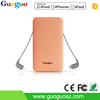 2018 factory directly supply 5000 mah power bank oppo mobile phone power bank