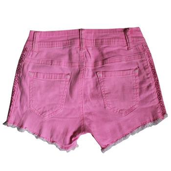 Korte Broek Dames Goedkoop.Gzy 98 Katoen 2 Spandex Dames Mooie Jeans Shorts Dames Korte